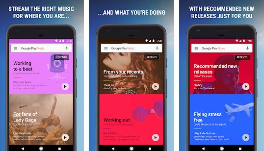 listen to music offline android free