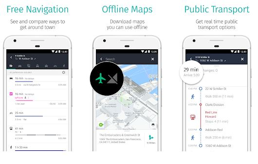 Top 3 Best Navigation Apps for Android | Slashdigit