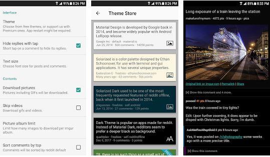 Top 5 Best Reddit Apps Besides The Official App | Slashdigit