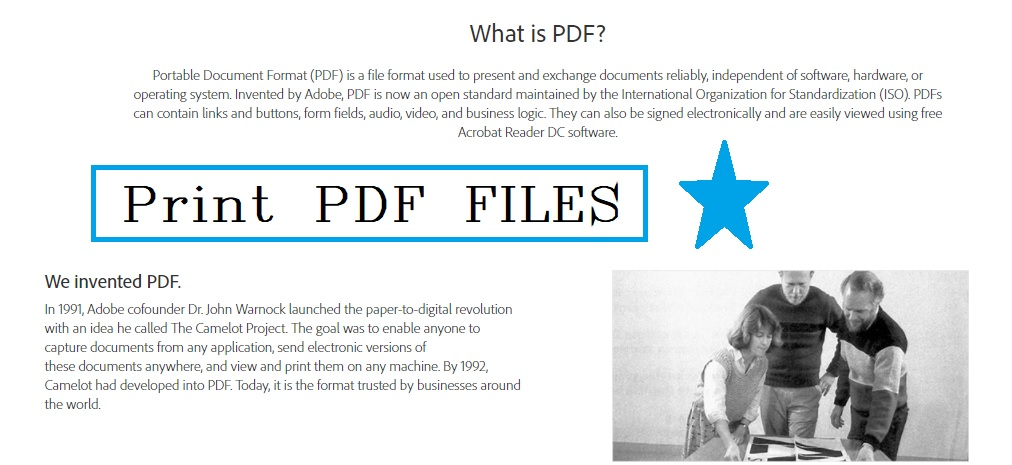 How to Print PDF Files on Windows 10, 8 or 7 | Slashdigit
