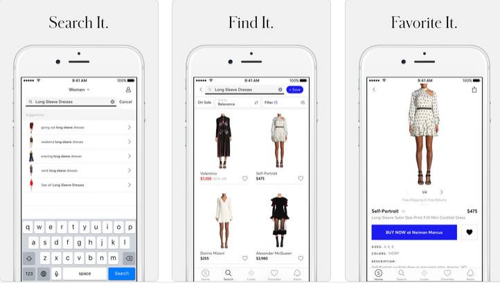 5 Best Fashion Apps Android Iphone Slashdigit