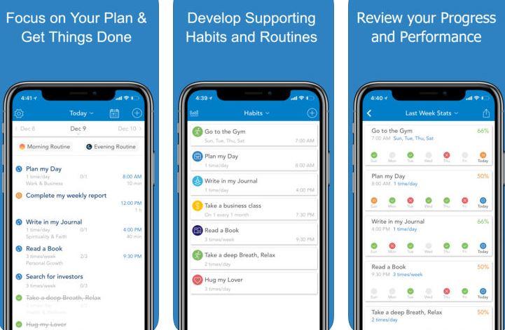 Success Coach app