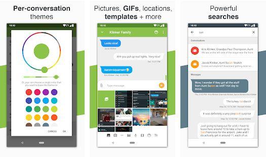 10 Best Android Messaging Apps for 2019 | Slashdigit