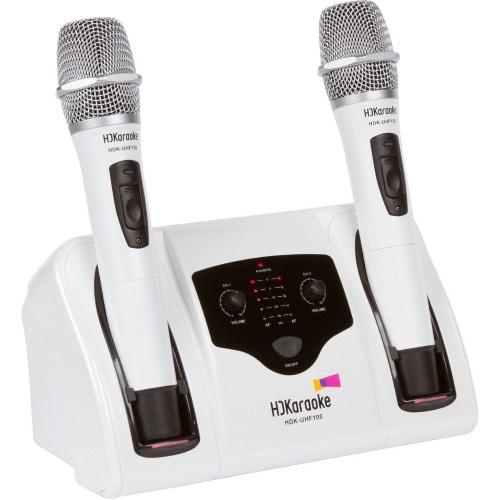 the 10 best wireless microphone systems for karaoke in 2019 slashdigit. Black Bedroom Furniture Sets. Home Design Ideas