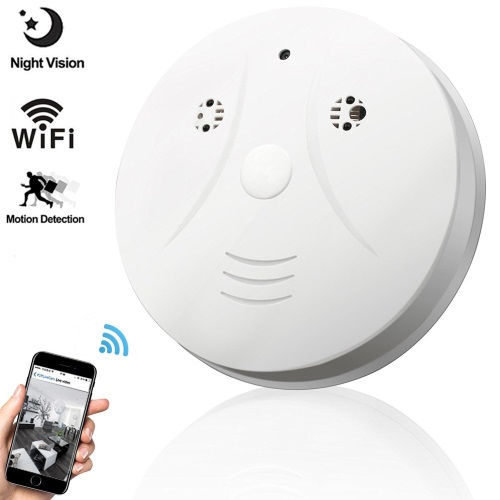 10 Best Smoke Detector Spy Cameras 2020 Buying Guide Slashdigit