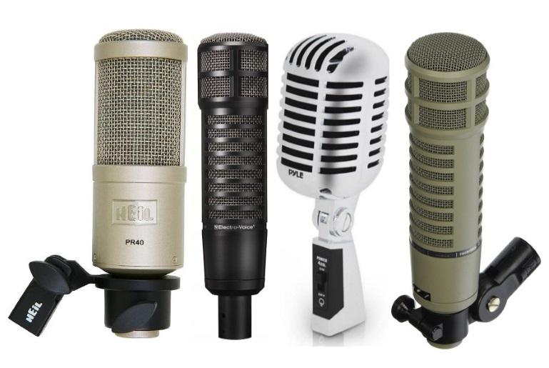 top 10 best dynamic microphones for podcasting in 2019 slashdigit. Black Bedroom Furniture Sets. Home Design Ideas