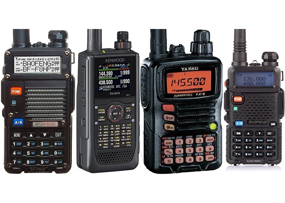 Best Gmrs Radio 2019 Top 10 Best Handheld Ham Radios (2019) | Slashdigit