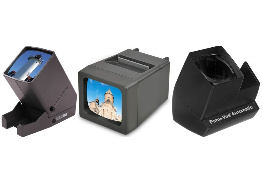 Film Scanners Scanners 35mm Portable LED Negative and Slide Viewer
