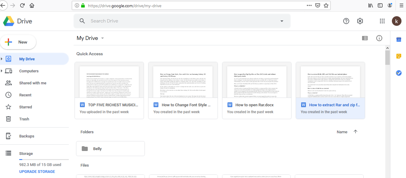 How to Convert and Save Google Doc as PDF on PC and Mobile