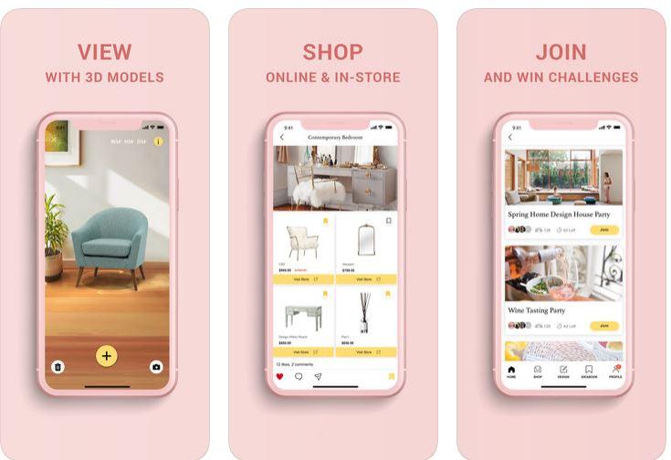 10 Best Furniture Design Apps Android Iphone Ipad Slashdigit