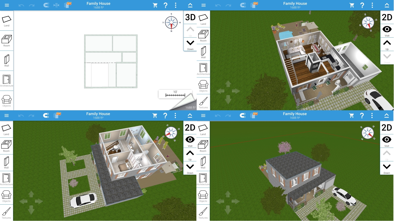 10 Best Floor Plan Apps Android Iphone Ipad Slashdigit