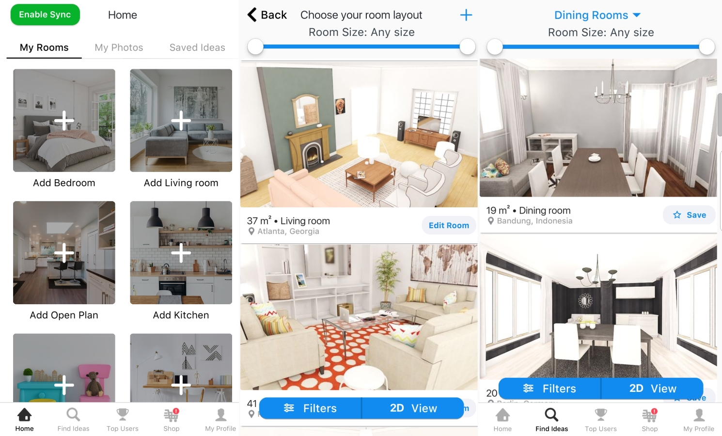 The 10 best furniture design apps android iphone ipad - Design your own room app ...