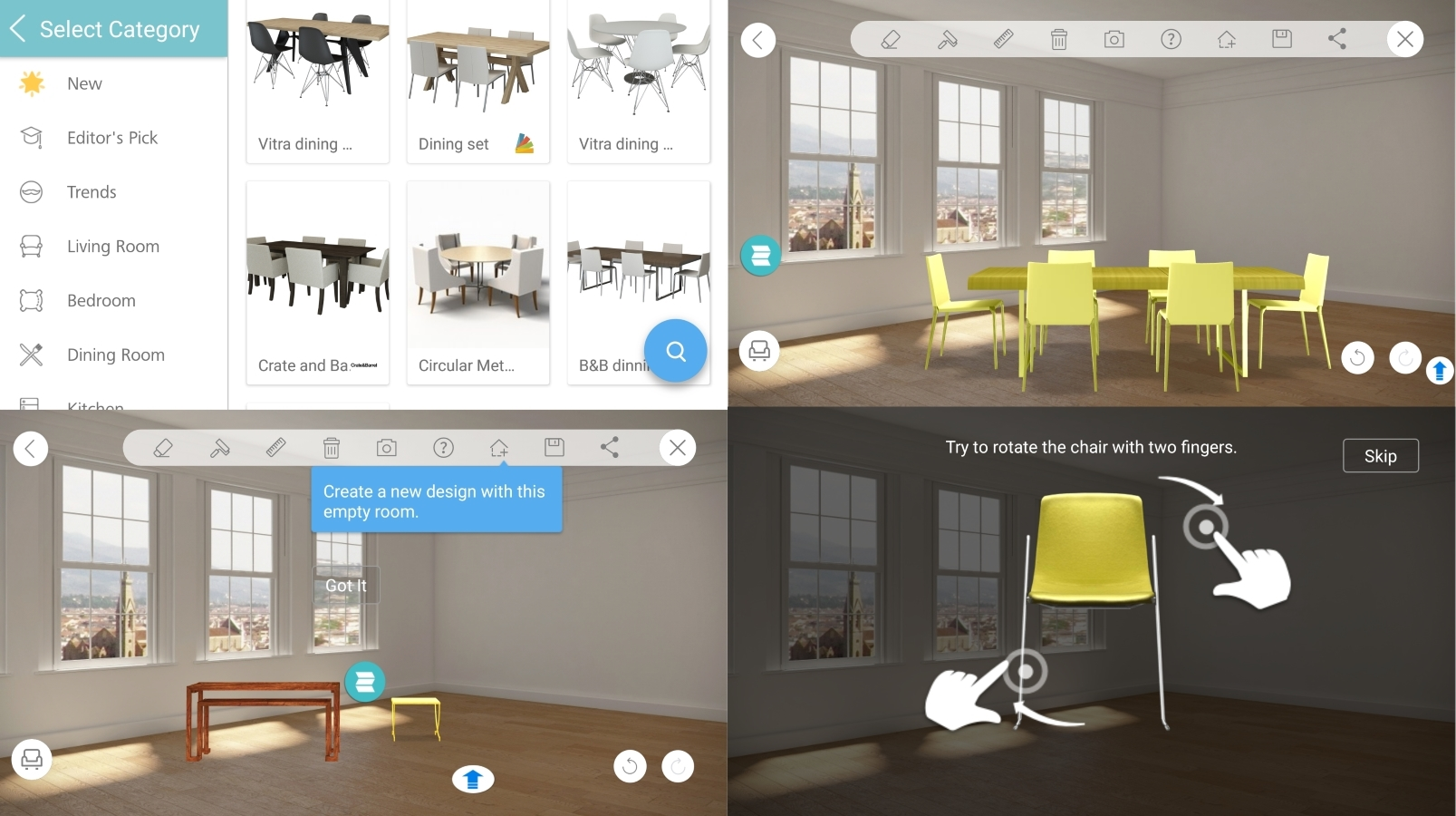 The 10 Best Furniture Design Apps Android Iphone Ipad