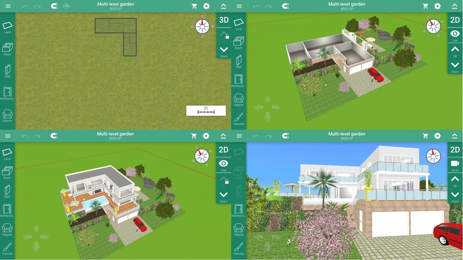 The 10 Best Home Design Apps for Android, iPhone and iPad  Slashdigit